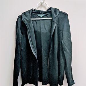 Lauren Ralph Lauren Hooded Performance Jacket